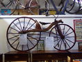 A replica of a very early bike (15036862042).jpg